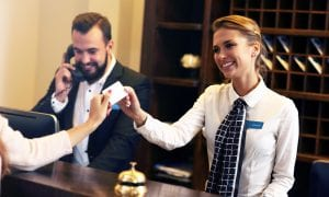 HRS Debuts Invisible Pay To Increase Hotel Compliance