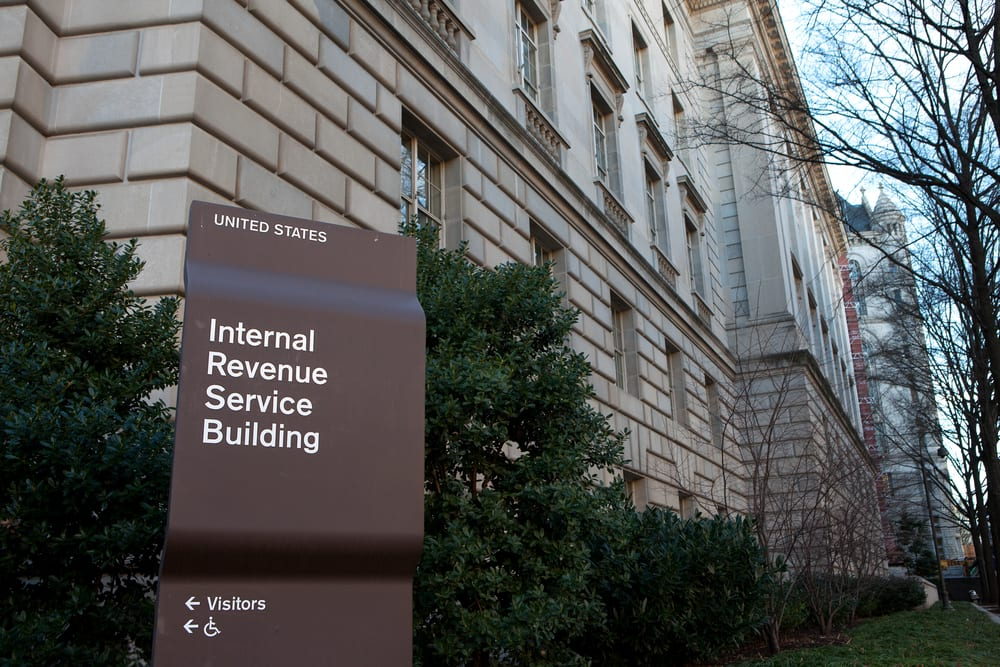IRS Questioned Over Corporate Auditing Lag