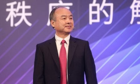 softbank, vision fund, valuations, investments, CEO Masayoshi Son, big tech
