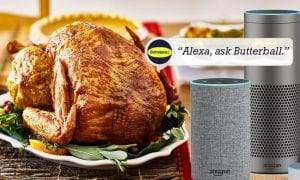 This Thanksgiving, Even Turkeys Are Going Digital