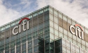 Citigroup Receives Record Fine In U.K.