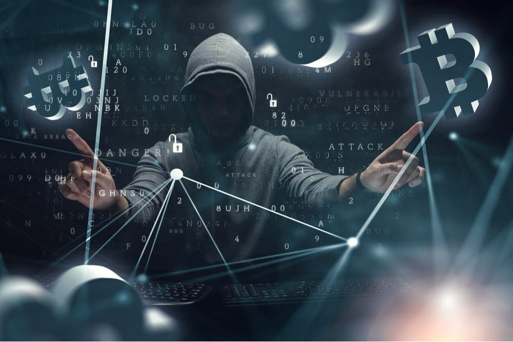 Report: Crypto Crime On The Rise