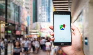 Google, Maps, Local Guides, Follow, Tab, Tools, Social, News