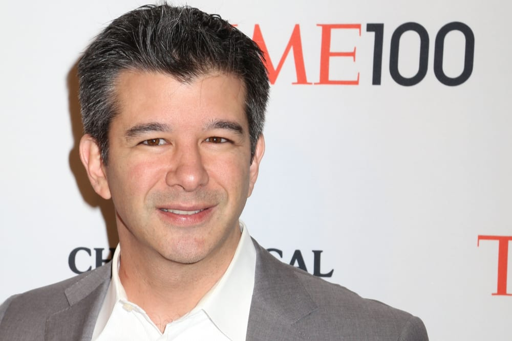 Ex-Uber CEO Kalanick Offloads $540M In Shares
