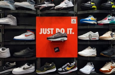 Nike, Amazon, eCommerce, sales, brands, third-party sellers, news
