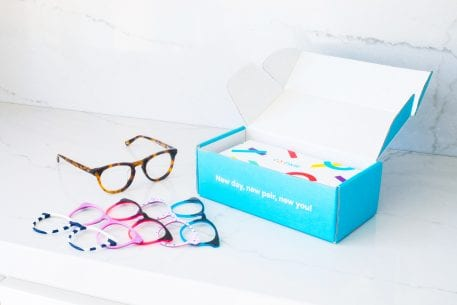 Setting Sights On Children's Customizable Eyewear