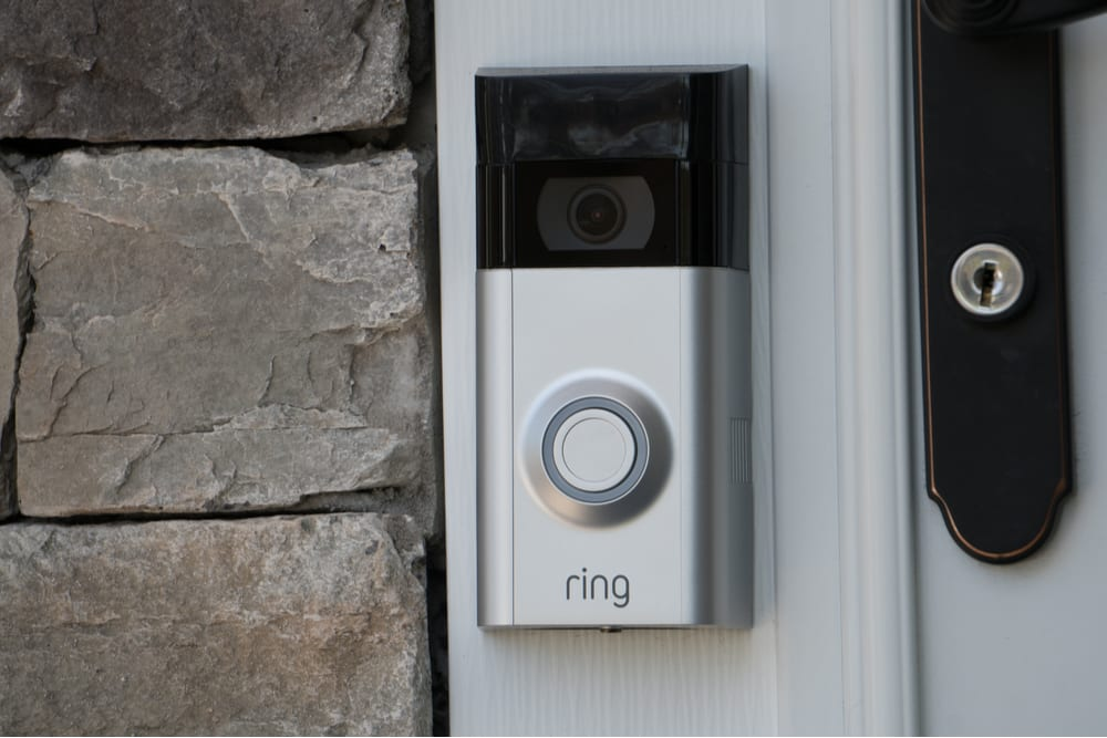 Lawmakers Question Amazon About Ring Smart Doorbell Data