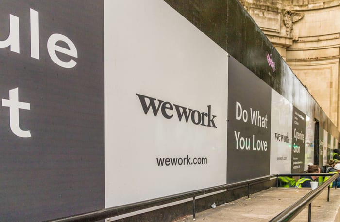 WeWork Begins Layoffs Of 20 Pct. Of Workforce