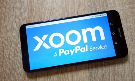 Xoom Launches Money Transfers To