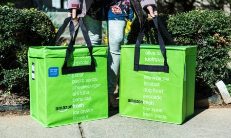 Amazon Makes Another Grocery Play Via Delivery