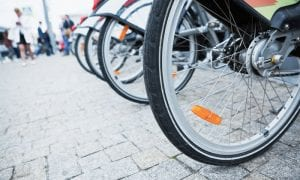 US, UK Delivery Workers Get eBike Subscriptions