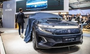China's automaker Byton gets license to sell electric SUV in US