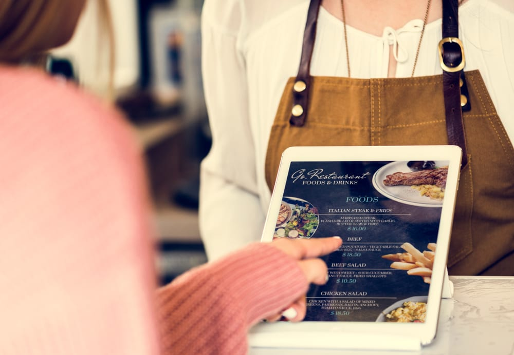 The Evolution Of Retail With Digital Ordering, Social Media