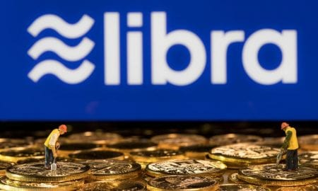 Libra head says bitcoin too volatile