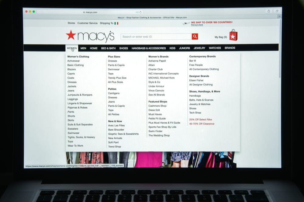 Macy's Hacked In Magecart Attack