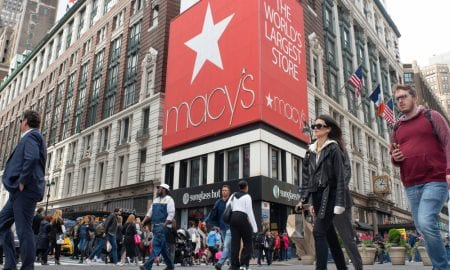 Sluggish Sales Sink Macy's Earnings