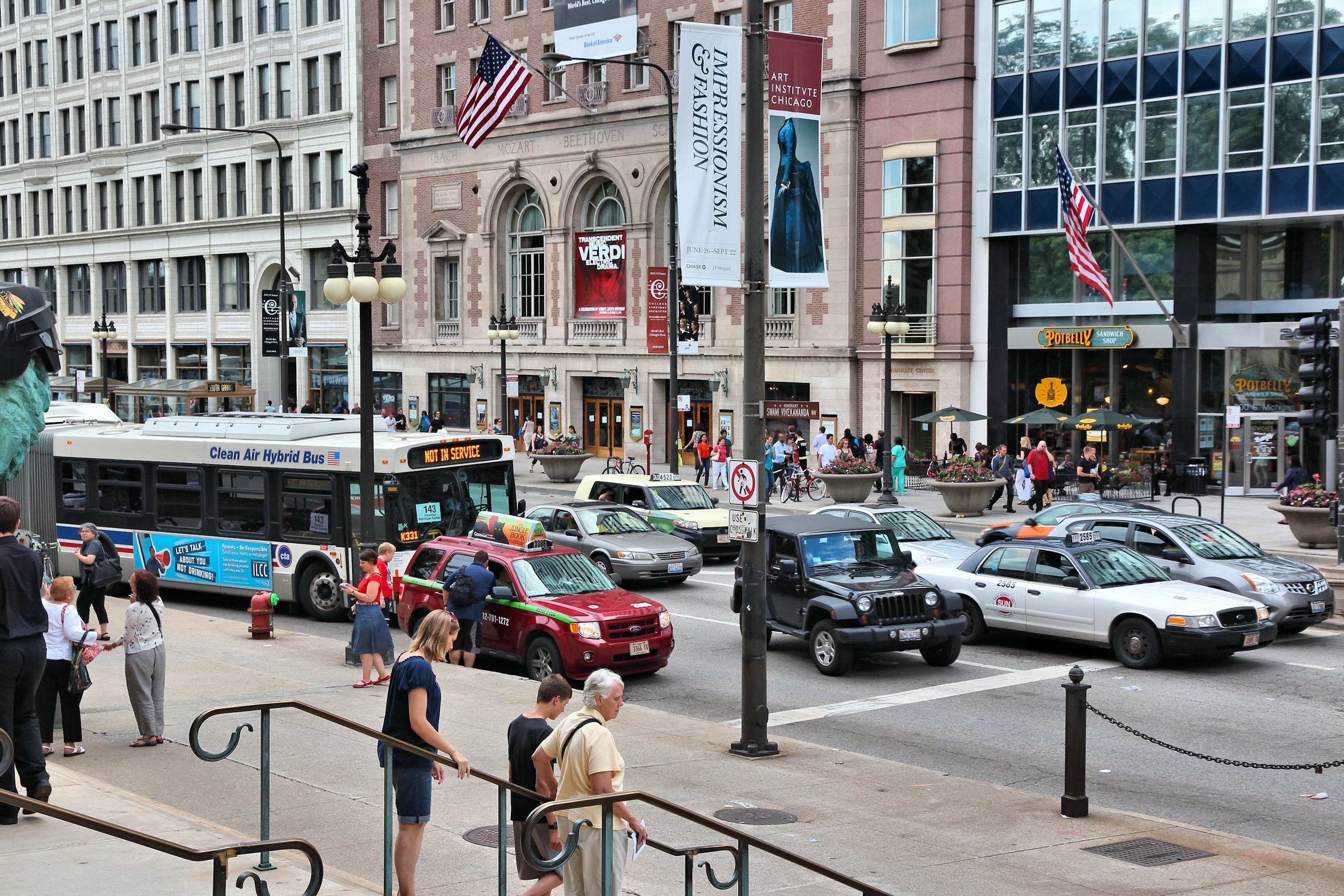 Uber Price Spike Revealed In Chicago