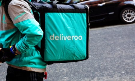 U.K. Regulator Opens Probe Into Amazon's Deliveroo Stake