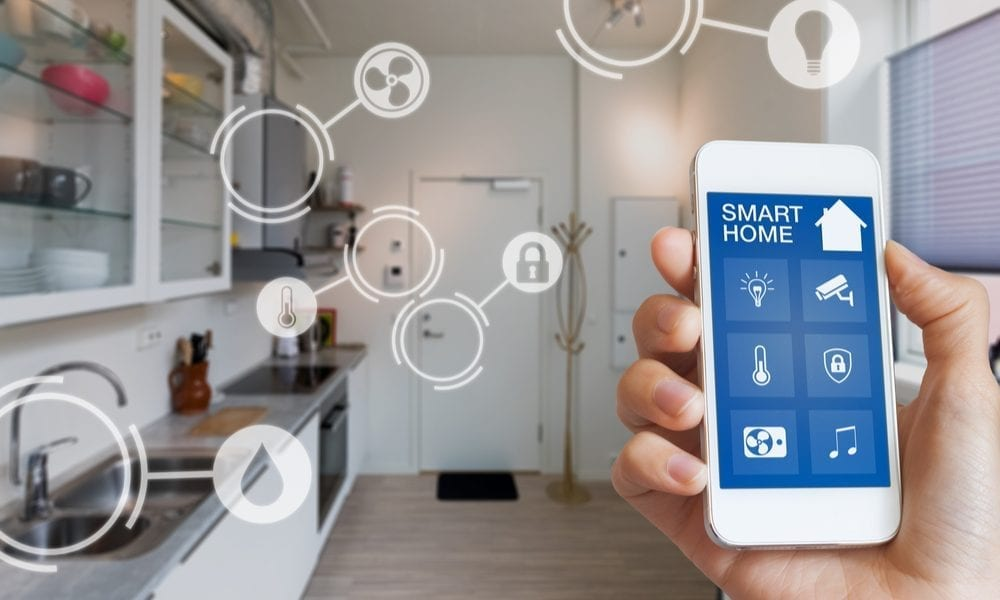 smart home connected devices