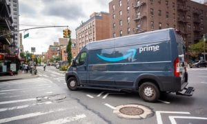 Amazon, ShipMatrix, Data, On-Time Deliveries, Amazon Prime, holiday delivery, cyber-monday, news
