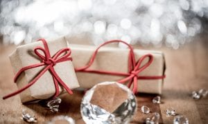 Christmas diamond gifts