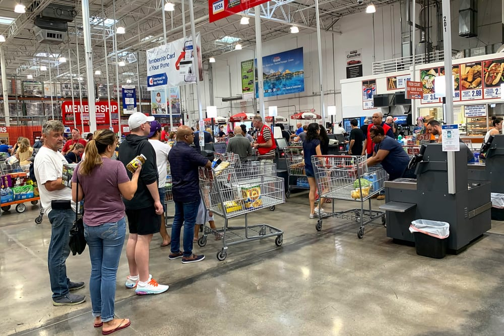 Costco Sees Sales Boost Amid Store Focus