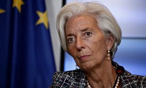ECB Head Christine Lagarde