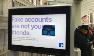Facebook AI Doubles Detection Of Fake Accounts
