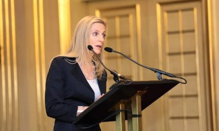 Federal Reserve Gov. Lael Brainard