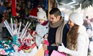 Report: Holiday Sales Are Best Since 2013