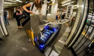 Visa Partners With NY's MTA To Expand Tap To Pay Locations