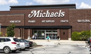 Michaels Announces New CEO, Shares Jump 15 Pct