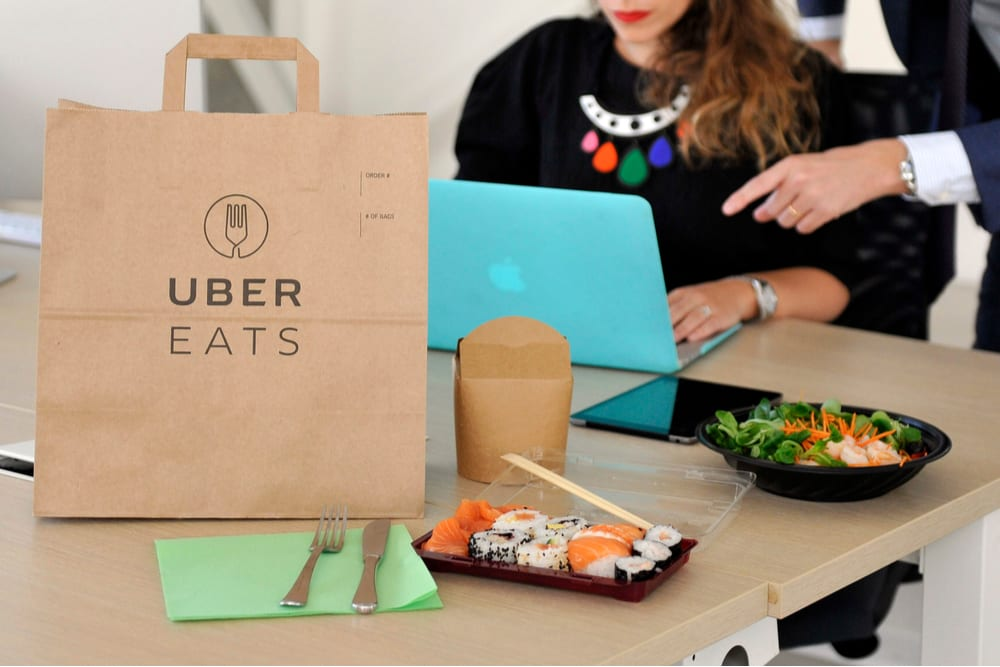 Uber Introduces Group Ordering