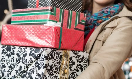retail, shopping, holiday spending