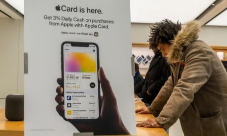 apple card, monthly installments, iPhones, wallet, 0% financing, goldman sachs, news