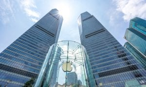 For Apple, Troubling Data Points From China?