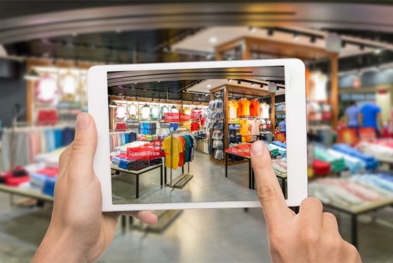 retail augmented reality