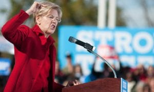 Warren Would Put Bank Mergers In The Hot Seat