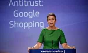 google, EU, European commission, antitrust, online advertising, search, data collection, big tech, news