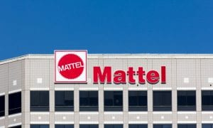 Mattel retail holiday sales 2019