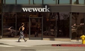 WeWork's Bid To Find A New Lease On Life