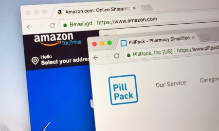 Amazon Seeks Pharmacy Trademarks