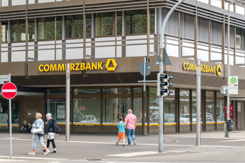 Commerbank To Increase Stake In FinTech Comdirect