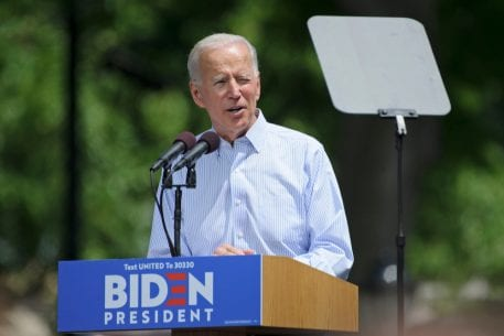 Biden Wants To Abolish Law That Gives Online Companies Immunity
