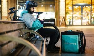 Deliveroo Investors Speak Out Against Regulator Scrutinizing Amazon Deal