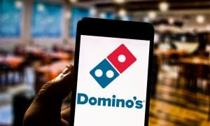 Domino's pizza app