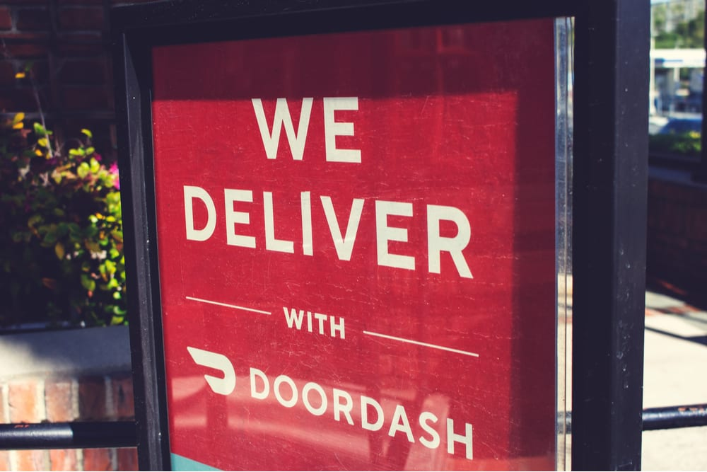 SoftBank Asked Uber And DoorDash To Discuss Merger