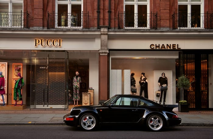 European luxury brands