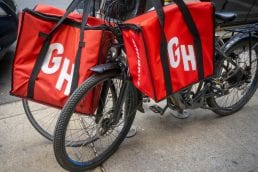 Grubhub Chief Open To Deals, But None On Table