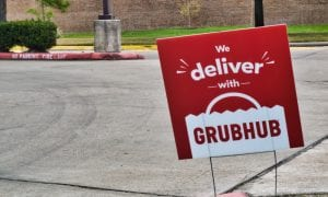 Grubhub Mulls Acquisition As Market Share Dips
